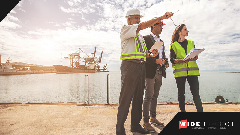 8 Exciting Jobs in Maritime Construction
